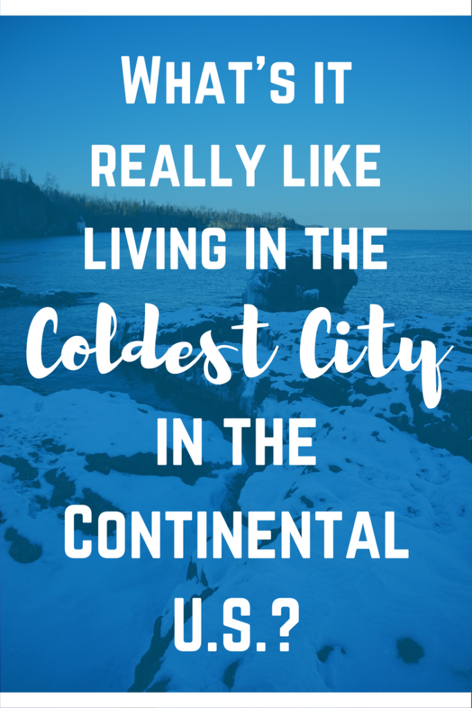 Ever heard of Grand Forks, North Dakota? Also known as the #coldest city in the continental U.S.? Read all about what it's like living here! • What it's Really Like Living in the Coldest City in the Continental U.S.?