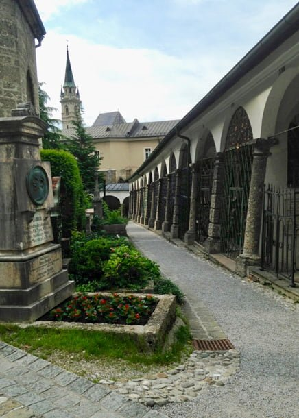 Catacombs • 5 Underrated Things to Do in Salzburg, Austria | The Wanderful Me
