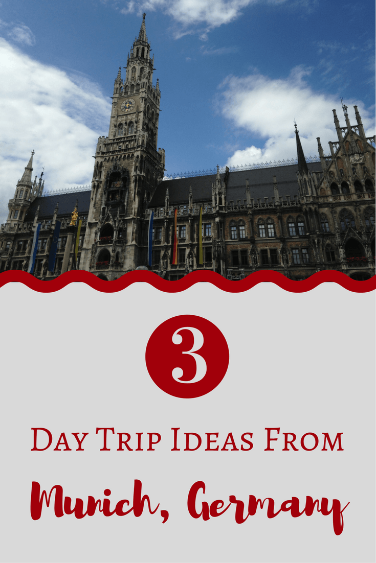Need some ideas for what to do with your spare time in Munich? • 3 Day Trip Ideas from Munich, Germany | The Wanderful Me