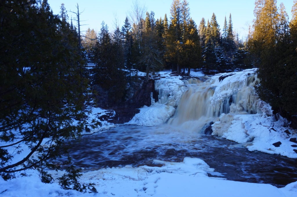 Gooseberry Falls, Duluth, MN •Destination's Along Minnesota's North Shore | The Wanderful Me