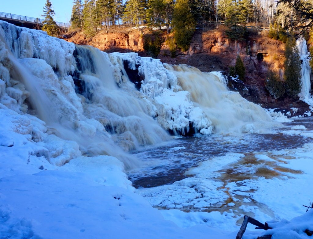 Gooseberry Falls, Duluth, MN • Destination's Along Minnesota's North Shore | The Wanderful Me