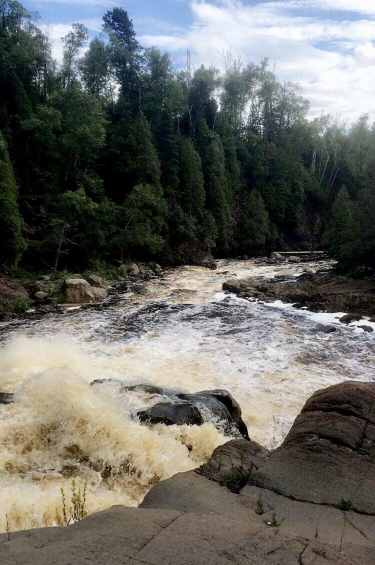 Cascade River State Park •Destination's Along Minnesota's North Shore | The Wanderful Me