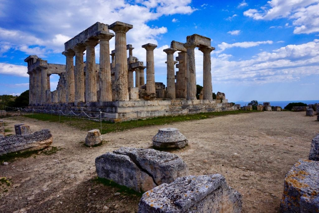 The Temple of Aphaea | 25 Photos to Inspire You to Visit Aegina, Greece