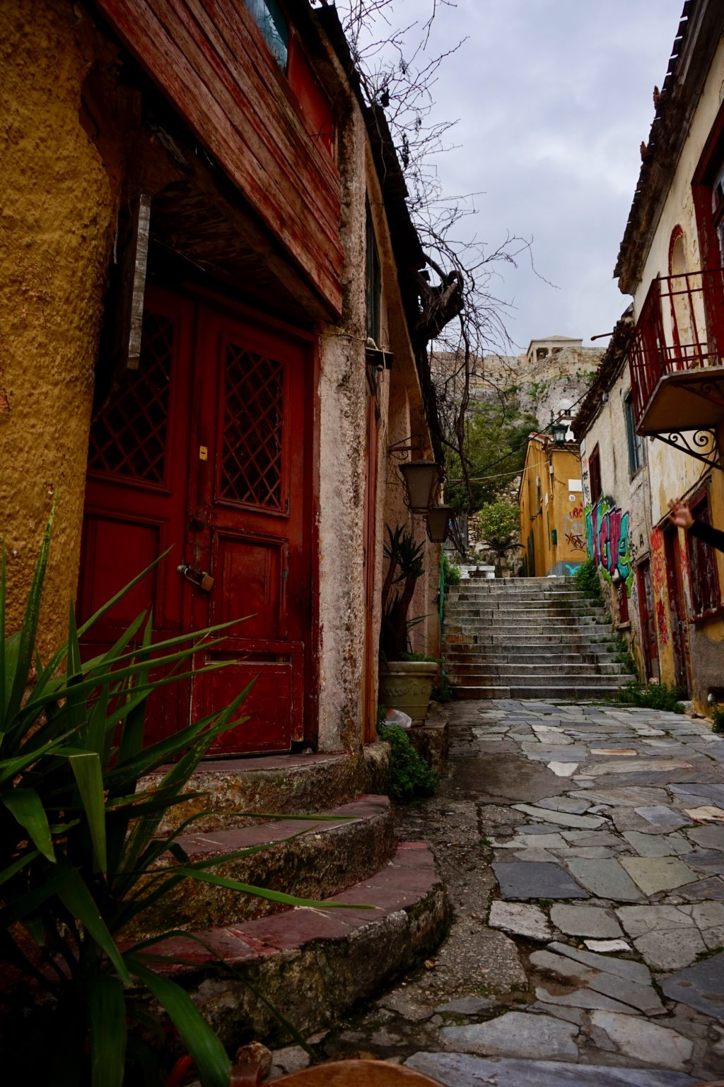 Beautiful Neighborhood of Plaka | 13 Remarkable Things to do in Athens, Greece