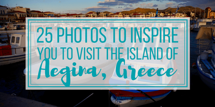 25 Photos to Inspire You to Visit the Island of Aegina, Greece •Aegina Island, Greece