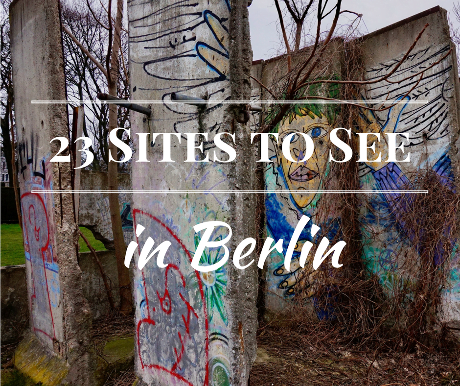 23 Sites to See in Berlin