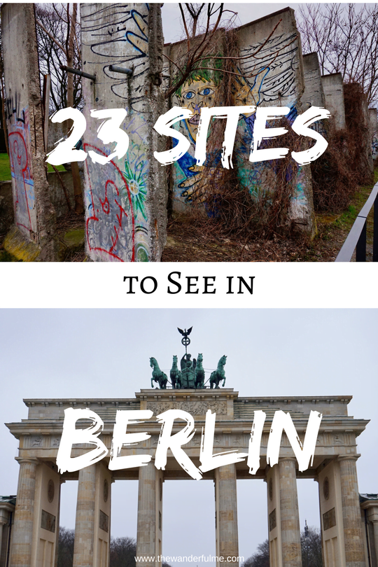 23 Sites to See in Berlin, Germany