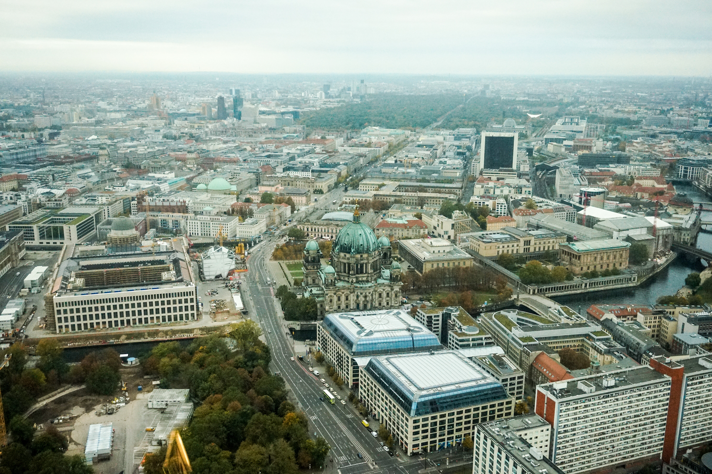 View from TV Tower • 23 Sites to See in Berlin, Germany   The Wanderful Me