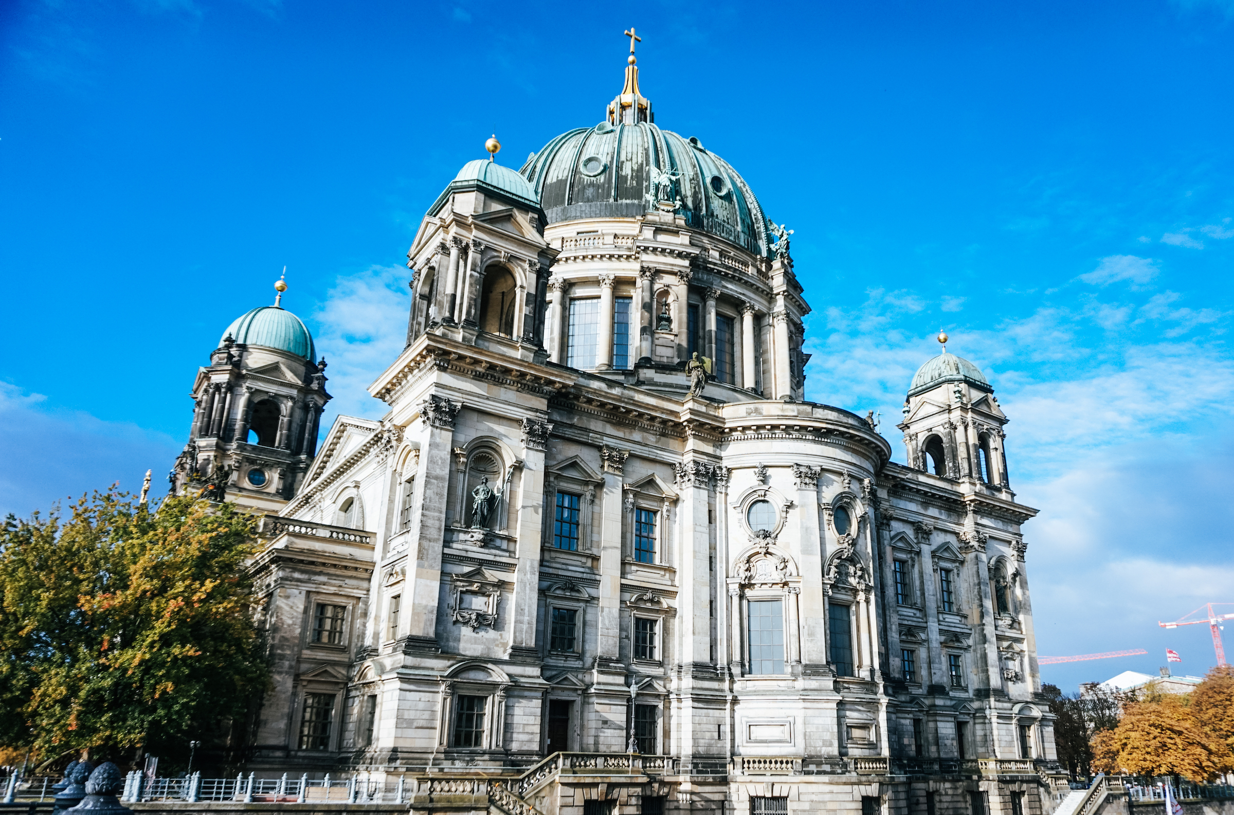 Berliner Dom • 23 Sites to See in Berlin, Germany   The Wanderful Me