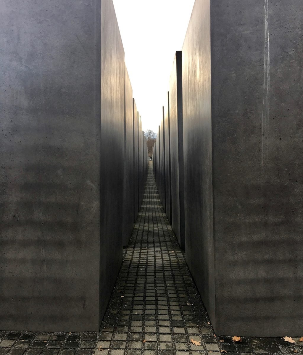 Steles - Holocaust Museum   23 Sites to See in Berlin, Germany