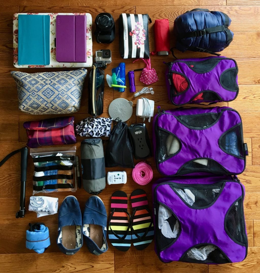 10 Odd Essentials I'll Never Travel Without • The Wanderful Me