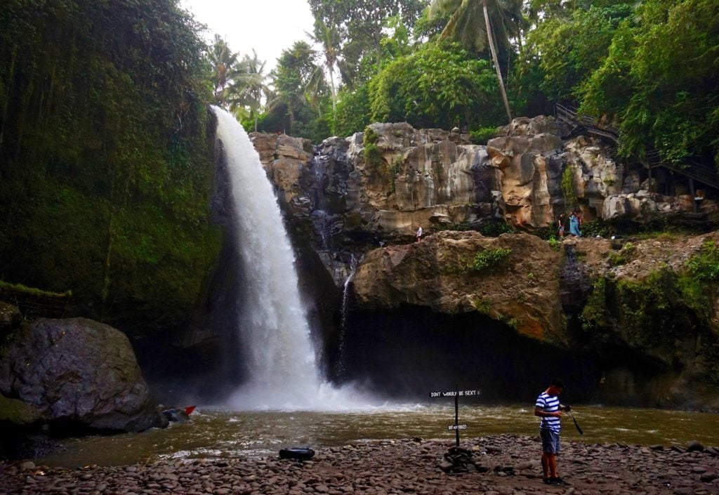 Tegenungan Waterfall | Exploring around Ubud, Bali for a day