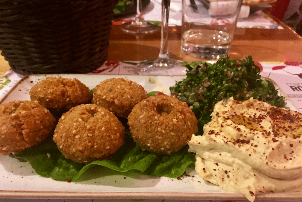 Greek Falafel • Top 5 Essential Nutrients Vegans Need to be Aware of | The Wanderful Me