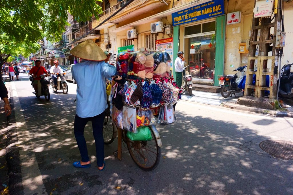 The Streets of Hanoi • 10 Things to Do in Hanoi | The Wanderful Me