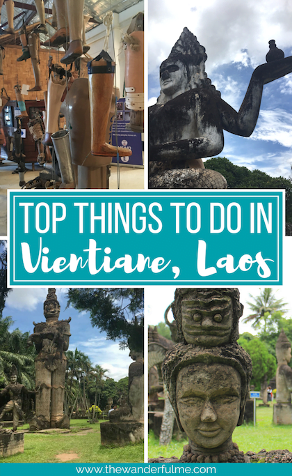 Looking for some awesome things to do in Vientiane, Laos? Filled with cool culture, places to go, and attractions to see, you'll love it. | #Laos #Vientiane #ThingsToDo #SiteSeeing #LaosTravel #Travel #TopSites