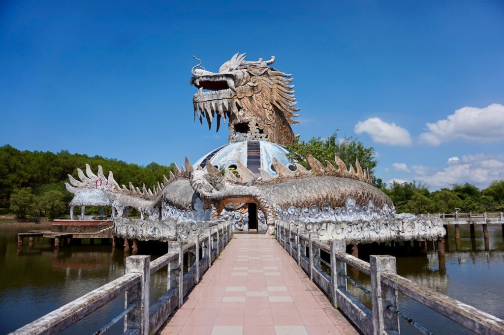Abandoned Waterpark Hunting: Hue, Vietnam | The Wanderful Me