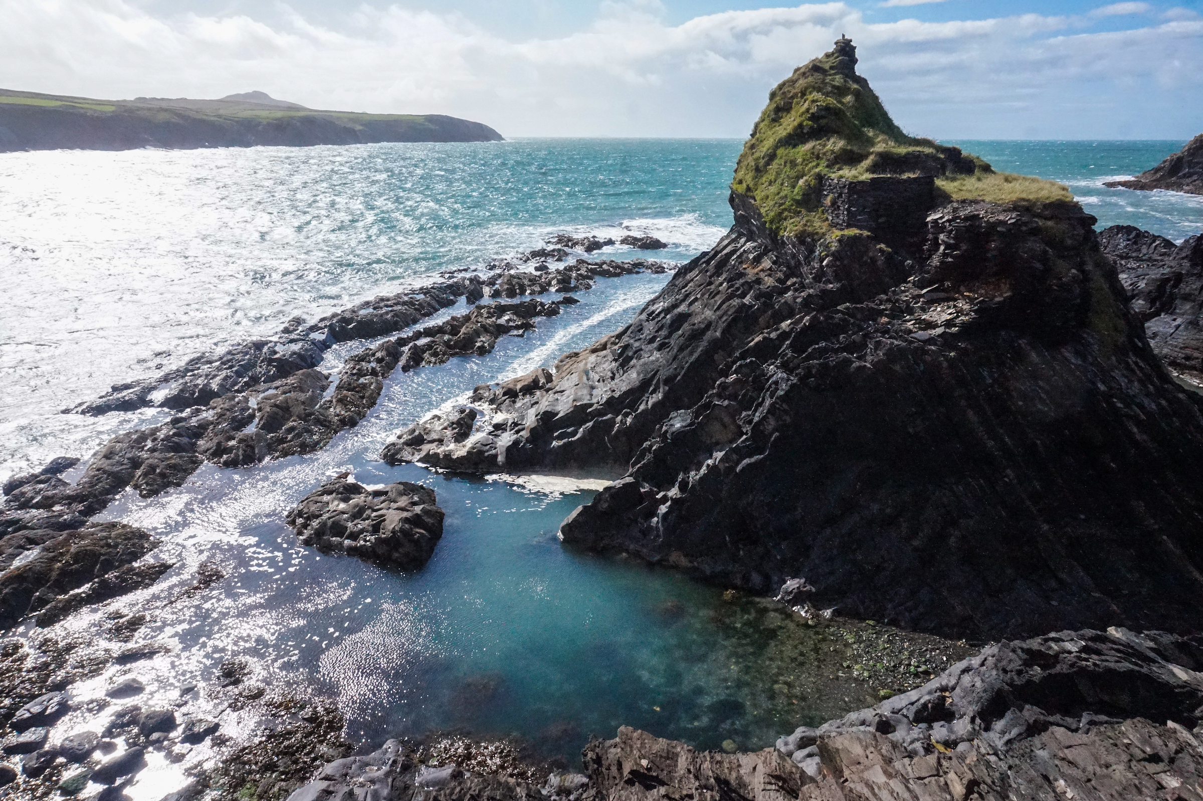 Pembrokeshire Coast & Blue Lagoon • Road Trip Through Southern England and Wales | The Wanderful Me