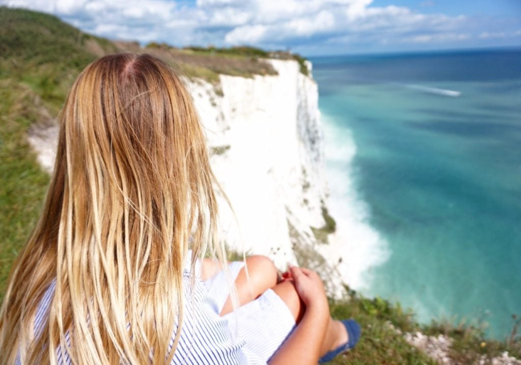 The White Cliffs of Dover 4 • Road Trip Through Southern England and Wales | The Wanderful Me