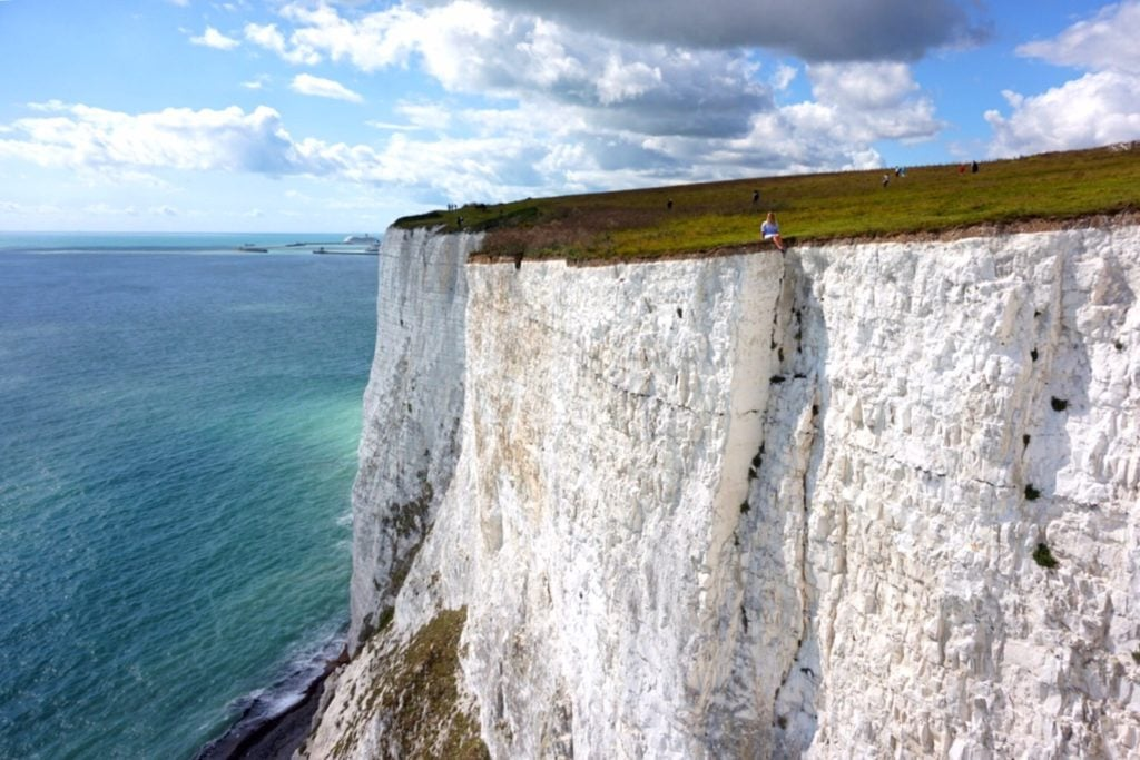 The White Cliffs of Dover 3 • Road Trip Through Southern England and Wales | The Wanderful Me