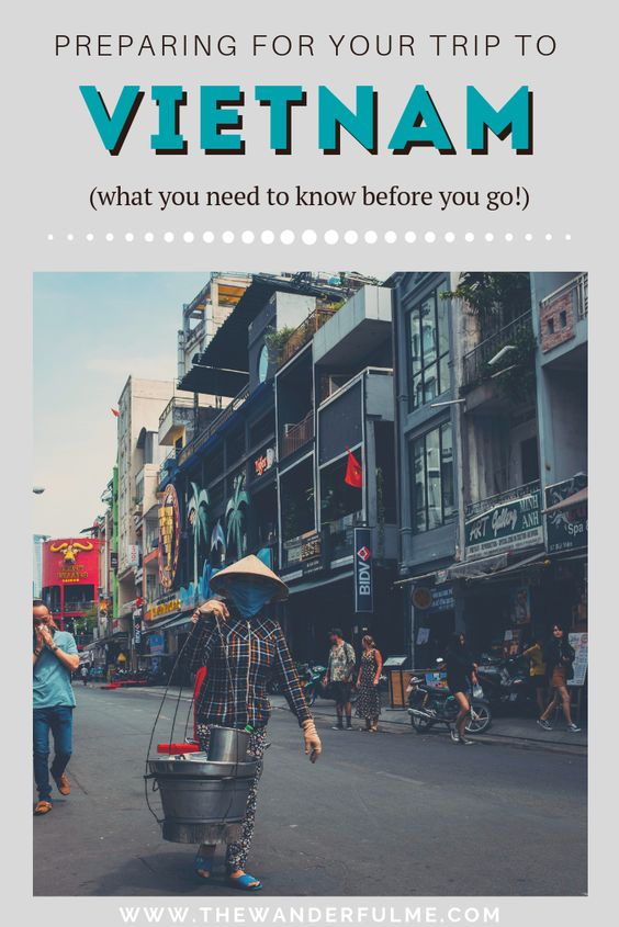 Heading to Vietnam for the first time? It can be pretty crazy but here's what you need to know before you go! | #vietnam #tips #travel #asia #southeastasia