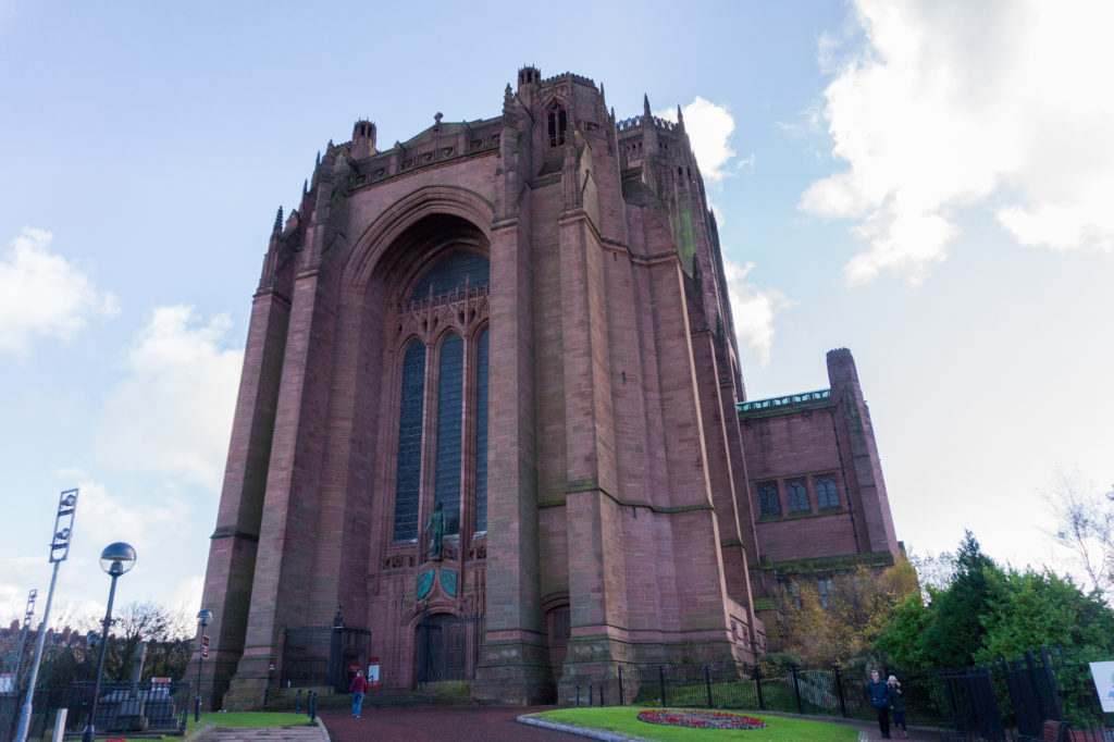 Britain's Largest Cathedral •The Largest Cathedral in Britain: The Liverpool Cathedral | The Wanderful Me