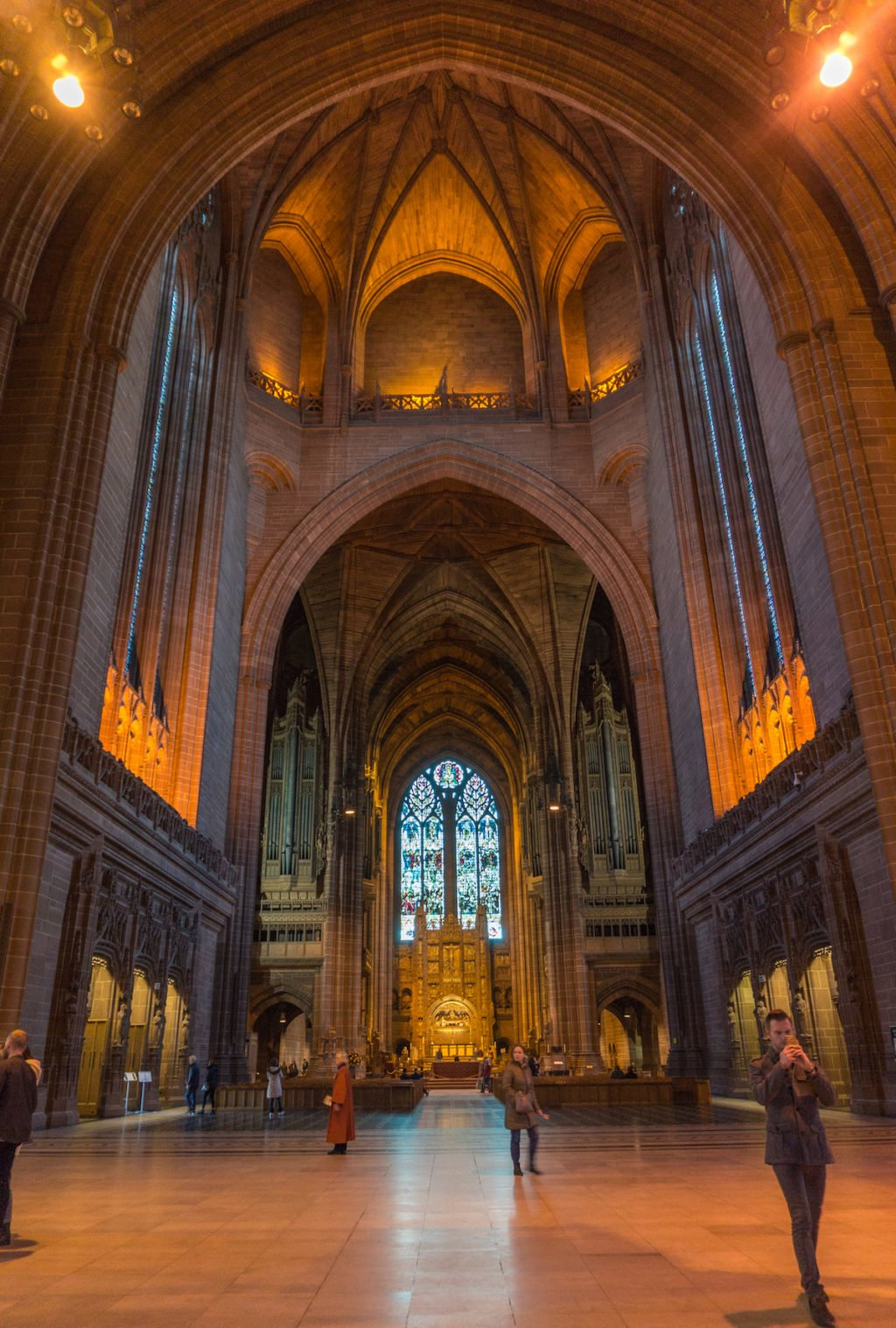 The Largest Cathedral in Britain: The Liverpool Cathedral | The Wanderful Me