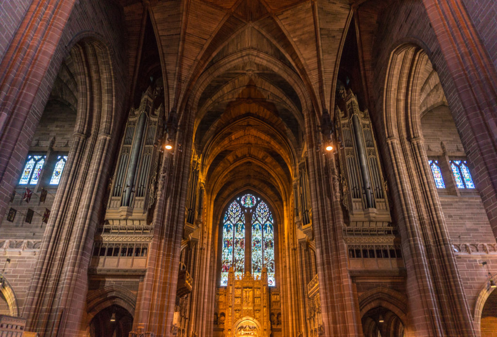 A Peek Inside Britain's Largest Cathedral: The Liverpool Cathedral   The Wanderful Me