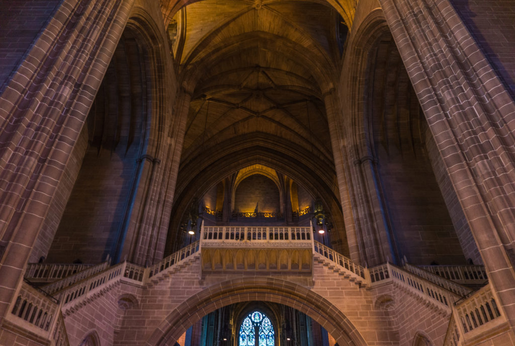 A Peek Inside Britain's Largest Cathedral: The Liverpool Cathedral | The Wanderful Me