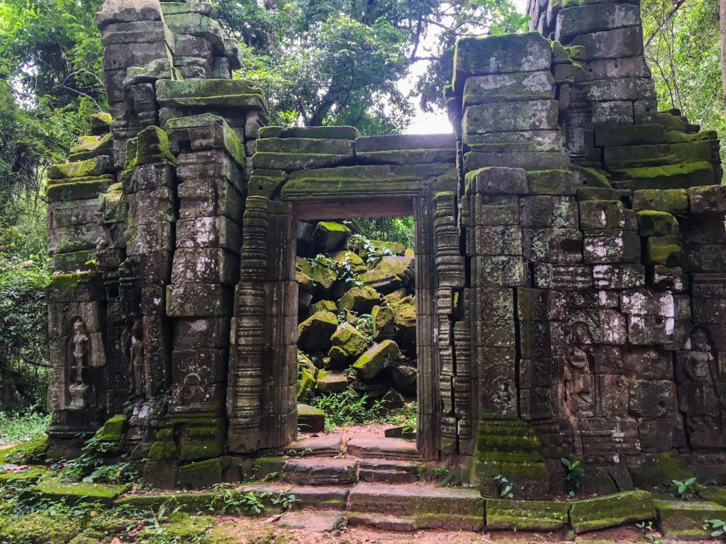 Ruins of Angkor Wat • Remarkable Tips to Make Traveling to Cambodia Easier | The Wanderful Me