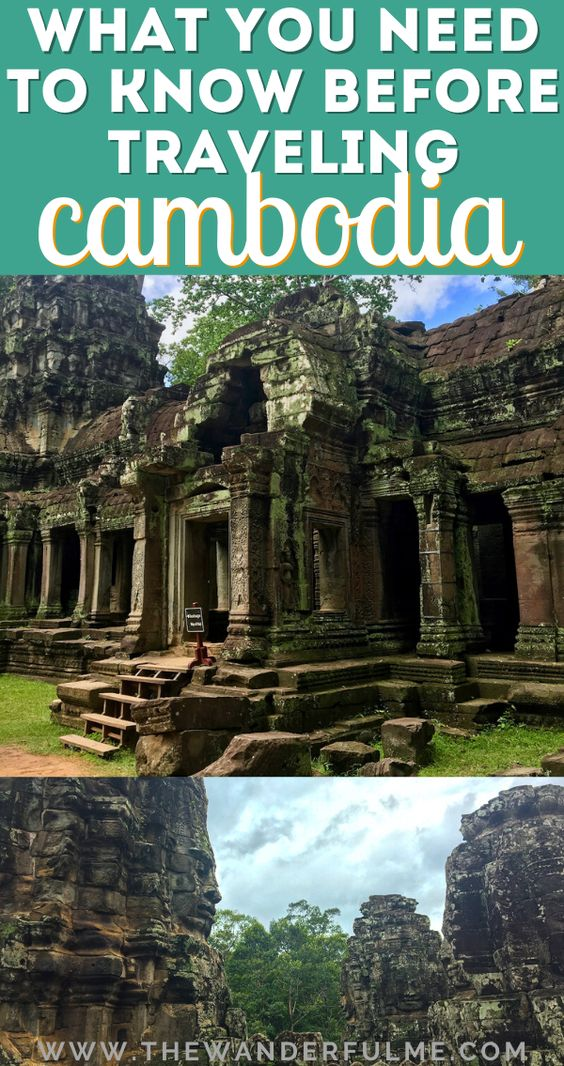 Here are the BEST Cambodia travel tips you need to know BEFORE you go.