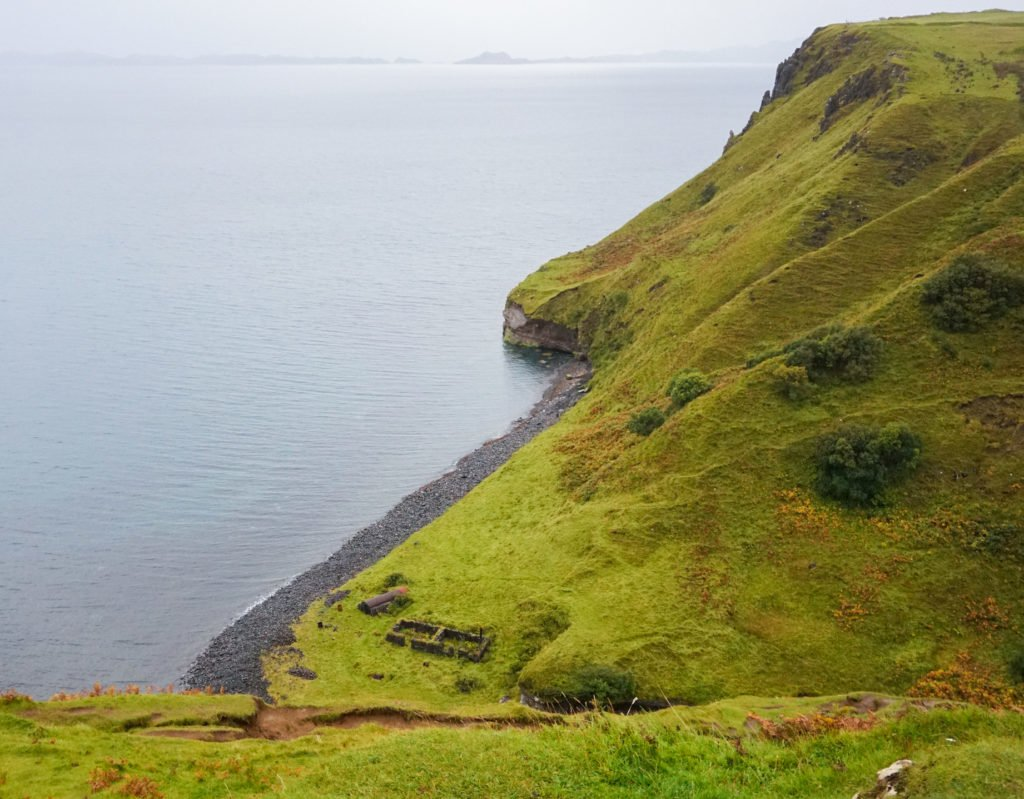 Scotland Coastline • 3-Day Tour to Skye, The Highlands, and Loch Ness | The Wanderful Me