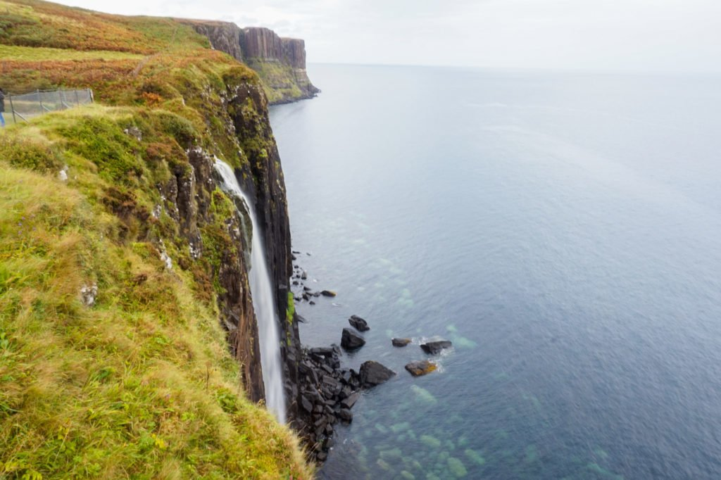 Kilt Rock & Mealt Falls • 3-Day Tour to Skye, The Highlands, and Loch Ness | The Wanderful Me