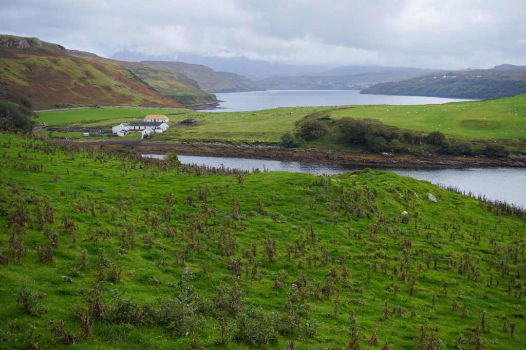 Green Scotland Countryside •3-Day Tour to Skye, The Highlands, and Loch Ness | The Wanderful Me