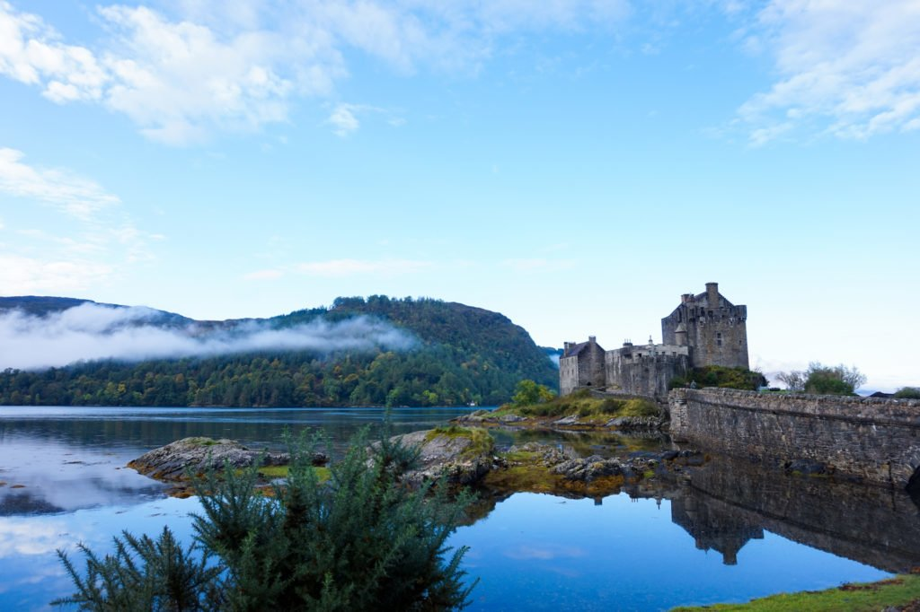Eilean Donan Castle • 3-Day Tour to Skye, The Highlands, and Loch Ness | The Wanderful Me