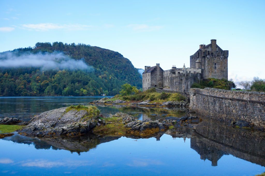 Beautiful Eilean Donan Castle • 3-Day Tour to Skye, The Highlands, and Loch Ness | The Wanderful Me