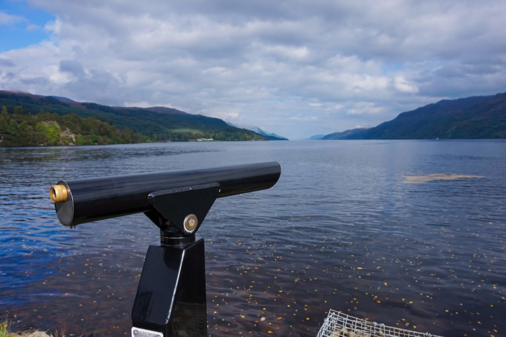 Loch Ness Viewpoint • 3-Day Tour to Skye, The Highlands, and Loch Ness | The Wanderful Me