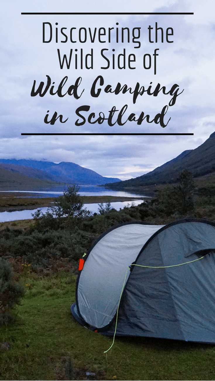 Curious to read about what it's like wild camping in #Scotland? A country filled with rolling hills, beautiful landscapes, and tons of camping opportunities. • Discovering the Wild Side of Wild Camping in Scotland. | #wildcamping #campinginscotland #camping #scottishcamping
