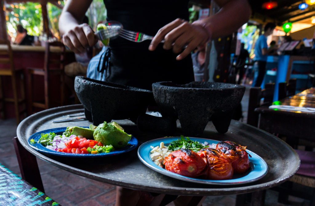 Fresh Made Guac •Top Places to Eat in the Zona Romantica, Puerto Vallarta (with Vegan Options!) | The Wanderful Me