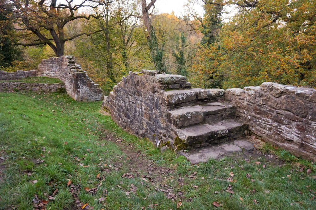 Abandoned Castle Hunting: Ewloe Castle Ruins in Northern Wales | The Wanderful Me