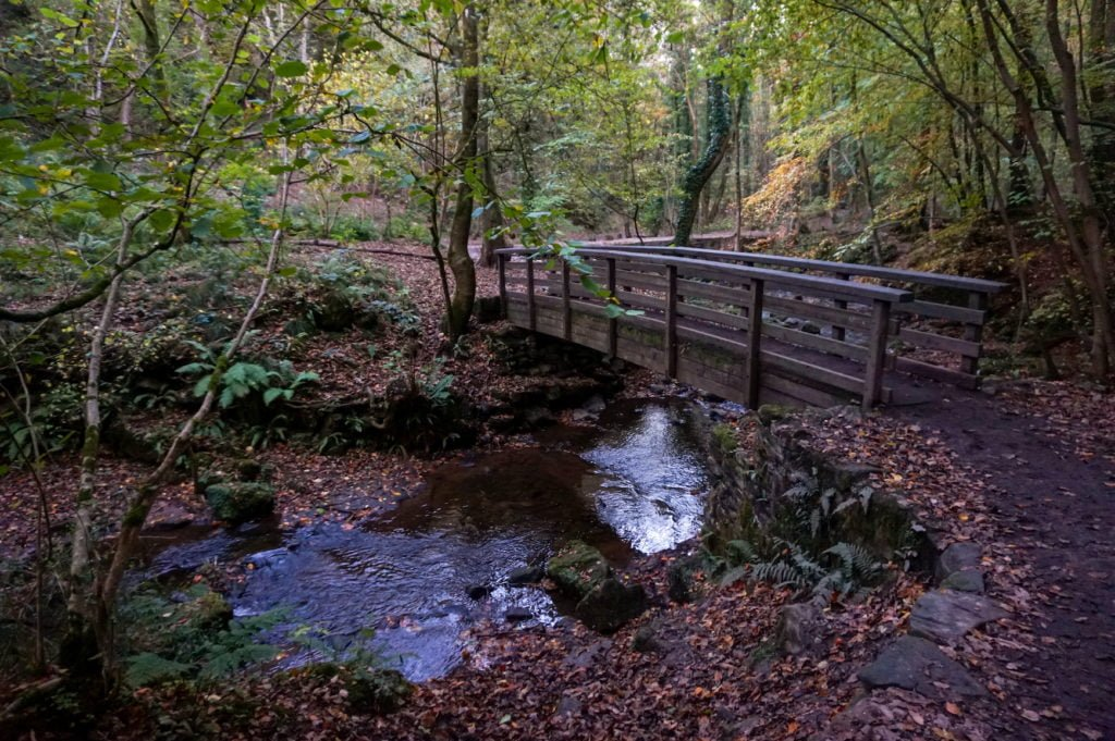 Bridge near Ewloe • Abandoned Castle Hunting: Ewloe Castle Ruins in Northern Wales | The Wanderful Me