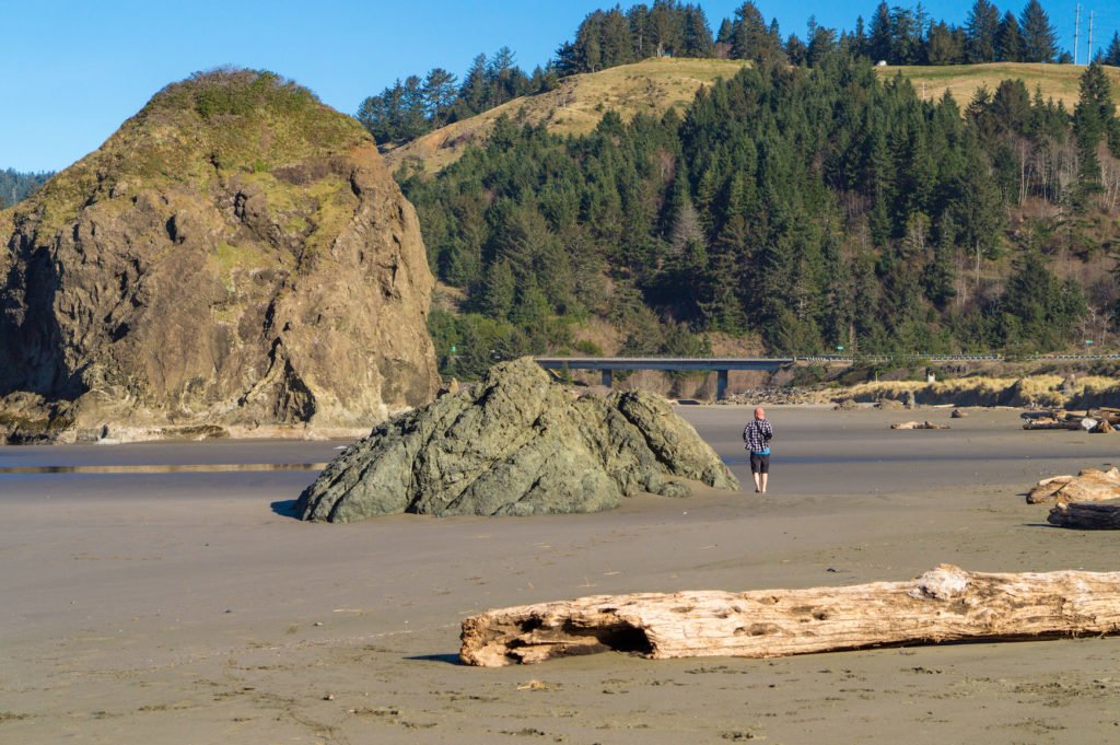 Exploring the Beach •25 Photos to Spark Your Visit to the Oregon Coast | The Wanderful Me