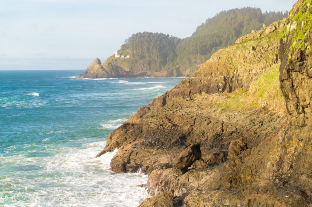 Blue Waters & a Lighthouse •25 Photos to Spark Your Visit to the Oregon Coast | The Wanderful Me