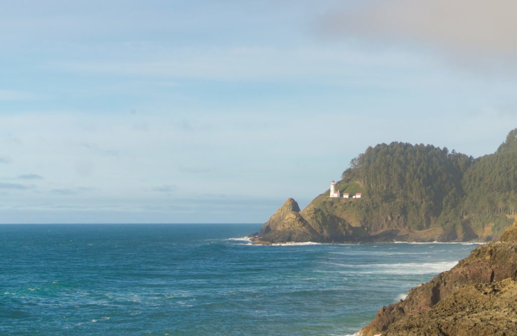 Coastal Lighthouse •25 Photos to Spark Your Visit to the Oregon Coast | The Wanderful Me