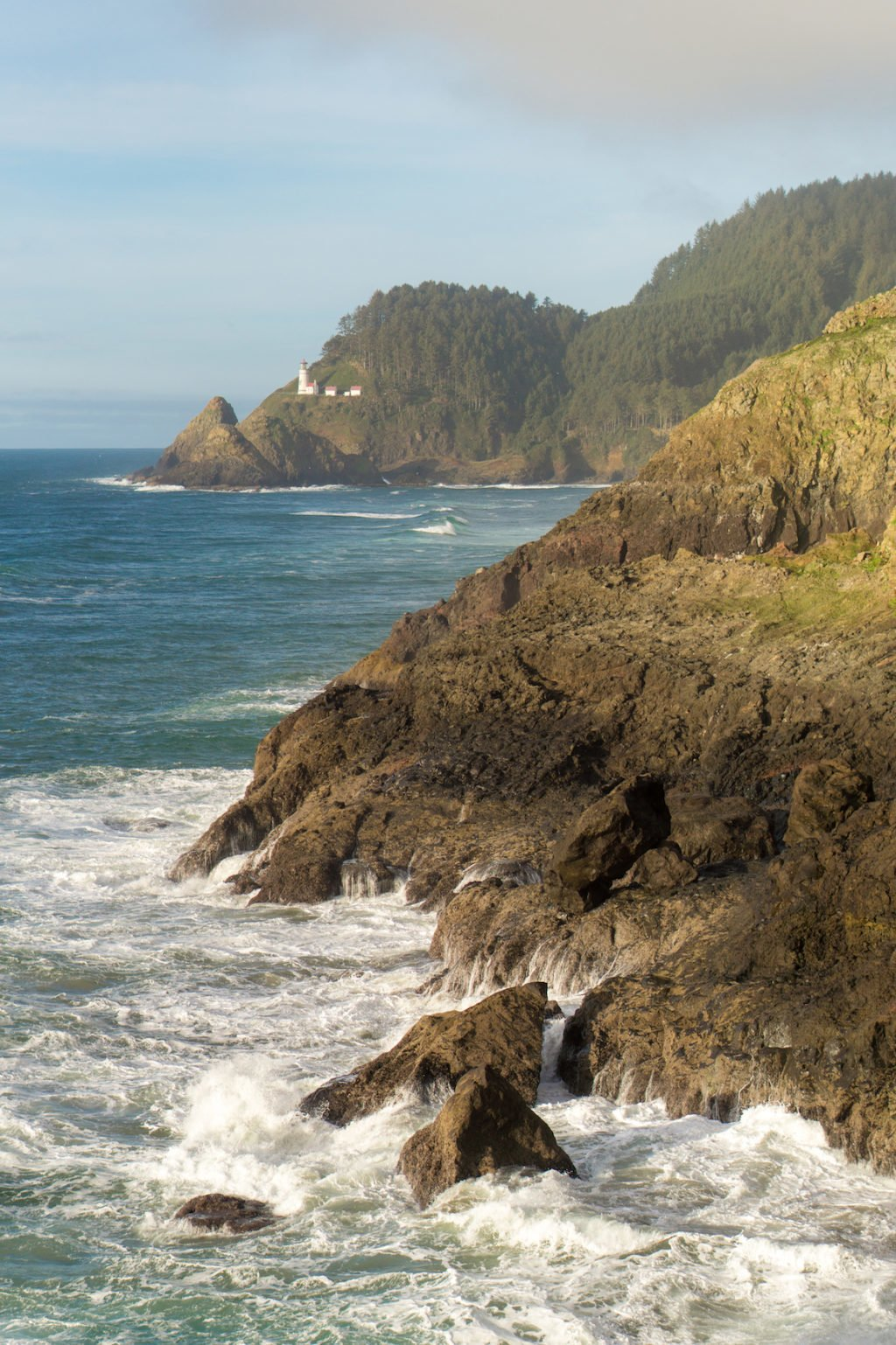 Lighthouse •25 Photos to Spark Your Visit to the Oregon Coast | The Wanderful Me