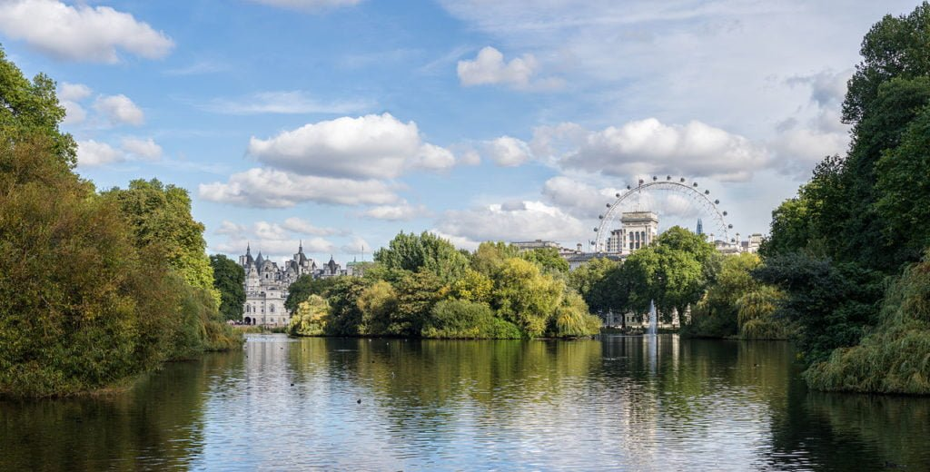 St. James' Park • The 20 Best Attractions and Sites to See in London