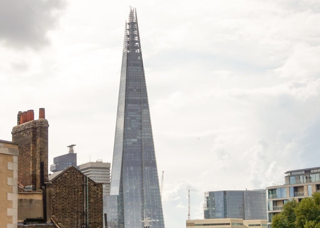 The Shard • The 20 Best Attractions and Sites to See in London