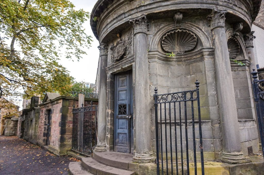 Mausoleum at Greyfriars Kirkyard • The 3 Best Free Tours in Edinburgh, Scotland | The Wanderful Me