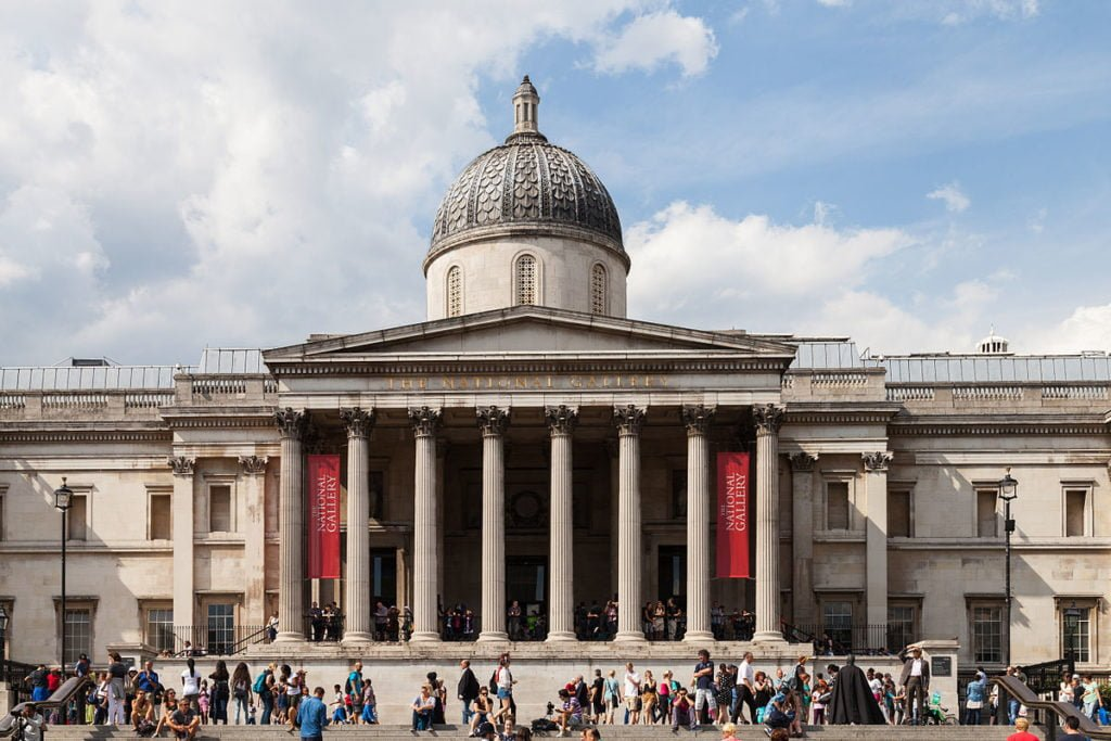 National Gallery • The 20 Best Attractions and Sites to See in London