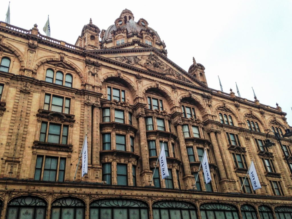 Harrod's • The 20 Best Attractions and Sites to See in London