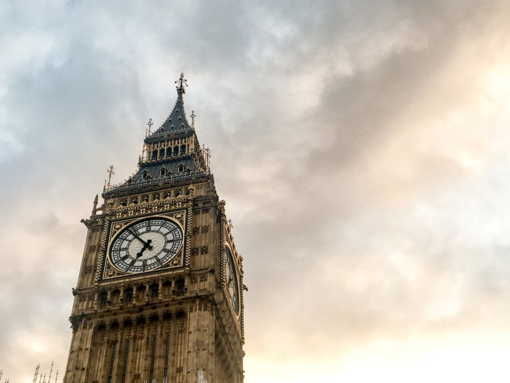 Big Ben • The 20 Best Attractions and Sites to See in London